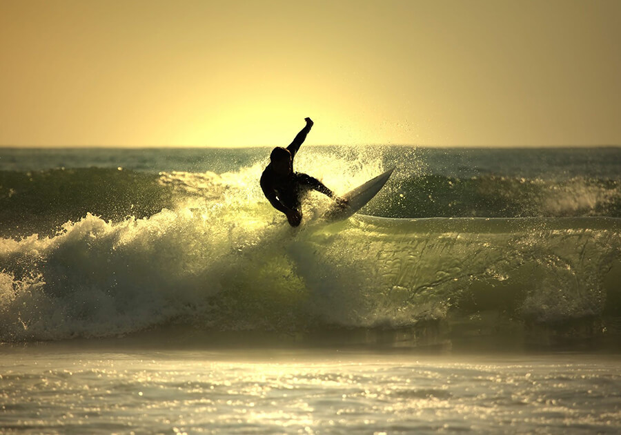 The Magic of Surfing Dominical