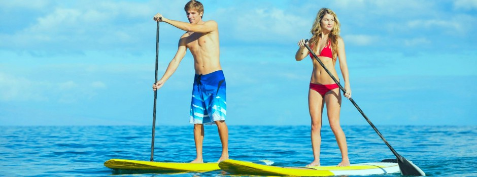 Stand up paddle Uvita Dominical