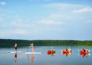 uvita 360 green paradise sup kayak tour