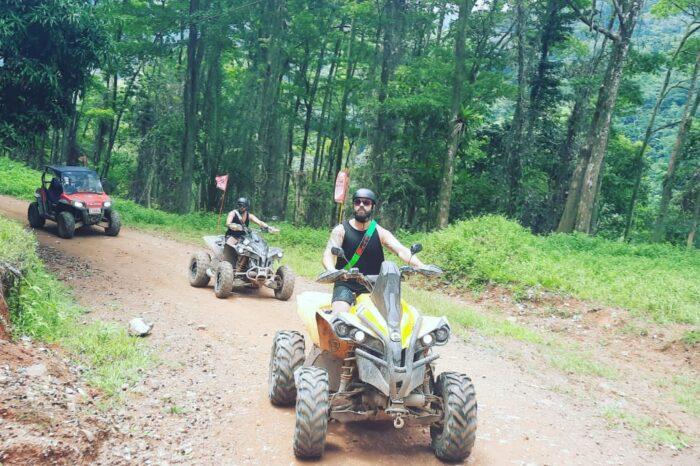 ATV Jungle Adventure
